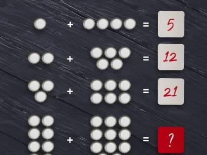 Rompicapo matematico, Coca-Cola ci riprova con un enigma più difficile