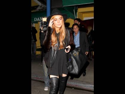 Lindsay Lohan, uno sguardo al passato e nuovi progetti per il futuro