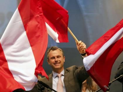 La destra austriaca anti sistema sta facendo tremare l'Europa