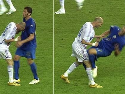 """Materazzi e la testata di Zidane: """"Ecco cosa gli ho detto"""""""