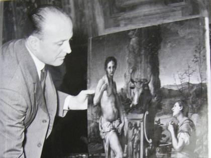 Rodolfo Siviero, la spia fascista che la cultura ha deciso di dimenticare