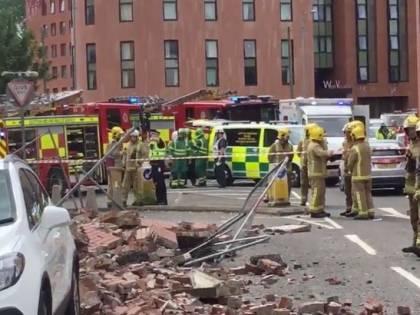"""Crolla ristorante italiano """"Ci sono feriti a Glasgow"""""""