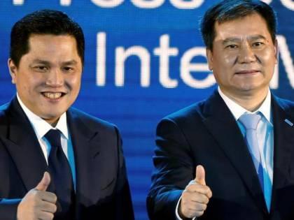 L'Inter è in Cina: la tournée frutterà 4 milioni di euro