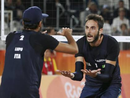 Rio 2016, l'Italia sorride con il Setterosa e con il beach volley maschile