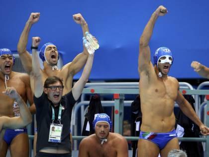 Rio 2016: la Serbia ferma il Settebello. Lupo-Nicolai si giocano l'oro