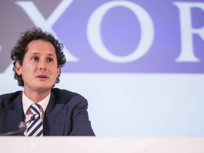 """John Elkann: """"Exor a caccia di quote tra le pmi italiane"""""""