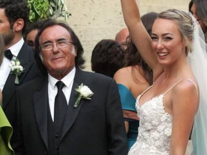 Cristel Carrisi e Davor Luksic sposi a Lecce