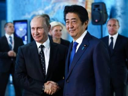 """Così il Giappone si apre alla Russia dello """"Zar"""""""