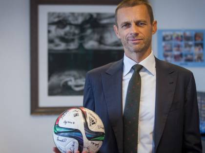 """Uefa, Ceferin: """"Finire la stagione a settembre-ottobre? Difficile"""""""