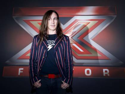 X Factor: i social pazzi per Manuel Agnelli