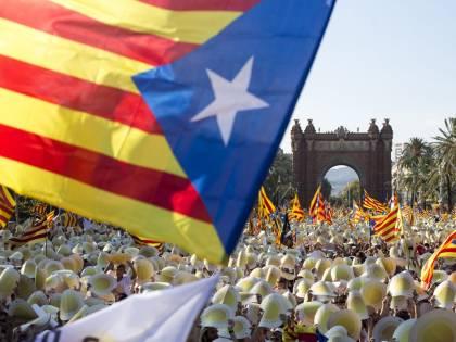 Indipendenza da Madrid: la Catalogna è a un bivio