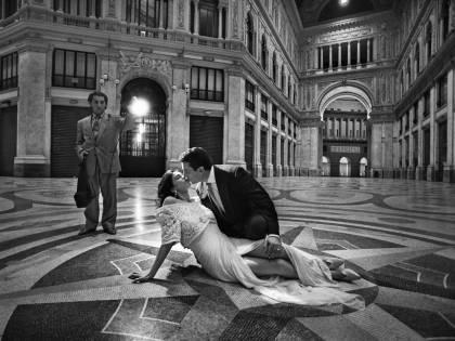 Brescia, le foto di Francesco Cito  raccontano quel Sud all'altare