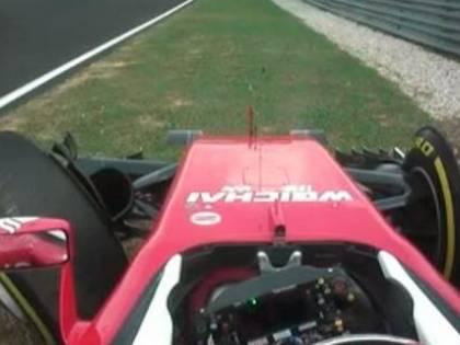 """Suzuka, Vettel al muretto: """"Hamilton se ne sta andando...!"""""""