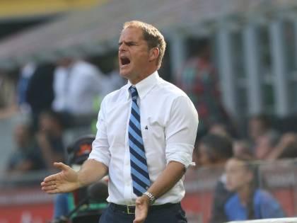 """De Boer: """"L'Inter mi ha tolto energia, tre mesi sono sembrati un anno"""""""