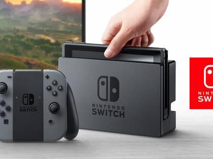 Nintendo presenta la nuova console casalinga (ma non solo): ecco Switch