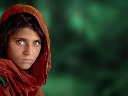 Arrestata la 'ragazza afghana'  fotografata da Steve McCurry