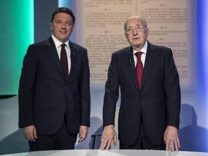 Ciriaco De Mita torna in campo e attacca Matteo Renzi
