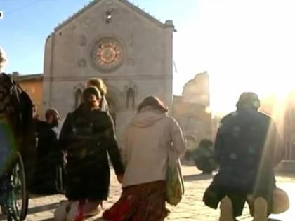 """Il Mibac: """"Ecco perché era impossibile salvare la Basilica di Norcia"""""""
