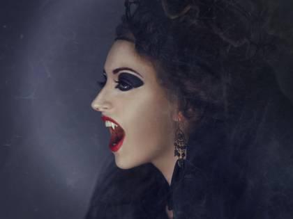 Halloween e make up: trucchi last minute facili e veloci