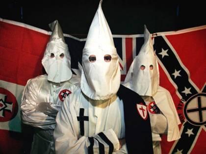Il Ku Klux Klan si prepara a festeggiare l'elezione di Trump