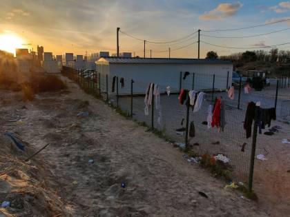 Ecco la Giungla dei migranti dopo lo sgombero