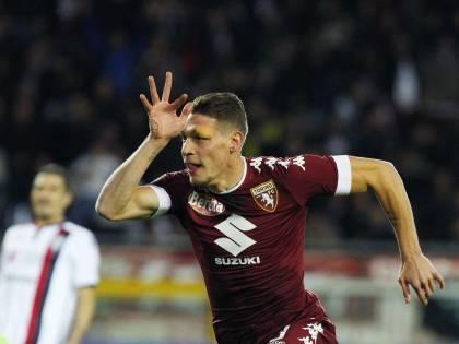 Il Torino spazza via il Cagliari: i granata vincono 5-1, Belotti sugli scudi