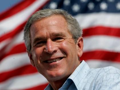 """Sgarbo di Bush a Trump: """"Ho votato scheda bianca"""""""