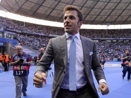 """Del Piero ferito: """"Io contro Buffon? Ma come siamo messi"""""""