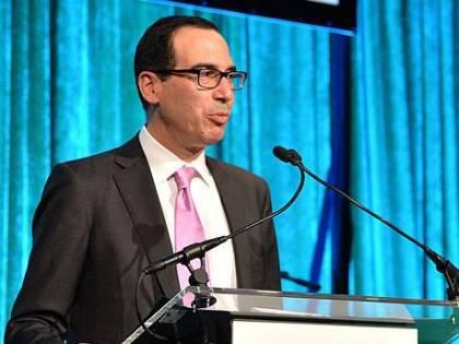 Trump ora apre le porte all'ex di Goldman Sachs, Steve Mnuchin