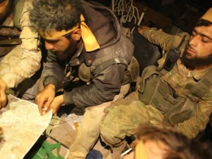 Guerra di posizione ad Aleppo: come combattono i terroristi
