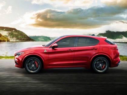 Il Suv Alfa Romeo sfida il mercato: ecco Stelvio