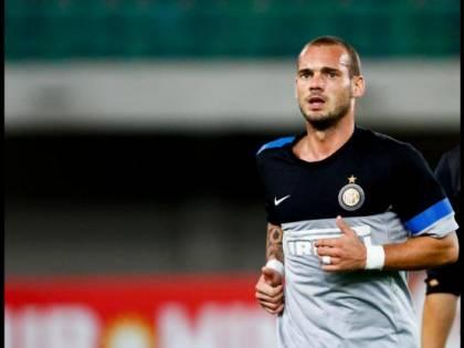 """Milan-Sneijder, contatto. L'agente frena: """"Nessun contatto con i rossoneri"""""""