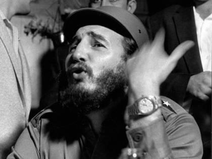 Morto Fidel Castro: la foto-storia del Lider Maximo
