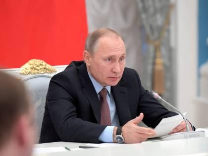 Putin invia ad Aleppo due ospedali da campo per la popolazione