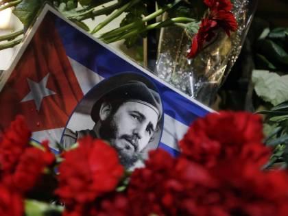 Livorno, registro in Comune per le condoglianze dopo la morte di Fidel Castro