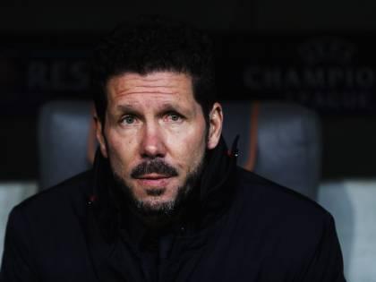 """Simeone piccato: """"Inter? Non parlo più di questo argomento"""""""