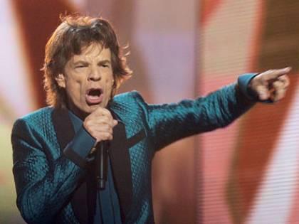 Mick Jagger diventa papà per l'ottava volta ma è già bisnonno