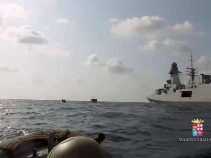 Tensione al largo della Libia: motovedetta tunisina minaccia peschereccio di Mazara