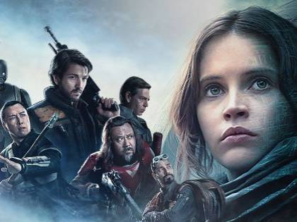 """Il film del weekend: """"Rogue One: A Star Wars Story"""""""