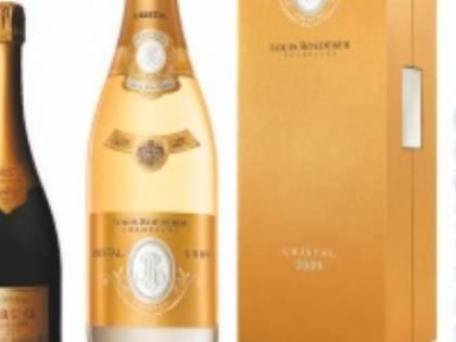 Champagne con i fiocchi per il cin cin delle feste