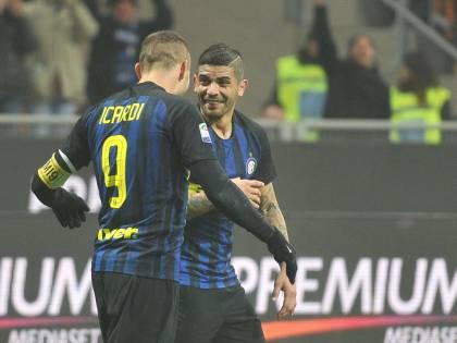 """Icardi elogia Pioli: """"Ha ribaltato l'Inter. La Champions è possibile"""""""
