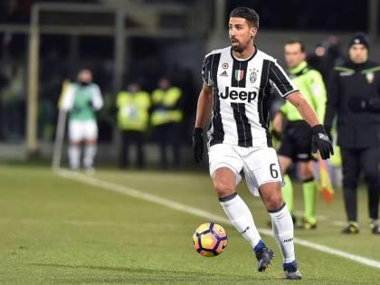 "Khedira spaventa la Juventus: ""Potrei tornare a giocare in Bundesliga"""