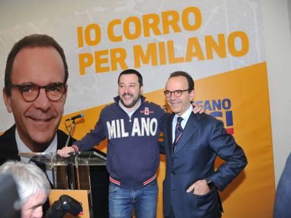 Il centrodestra è premiato dai sondaggi. Ma Berlusconi e Salvini restano distanti