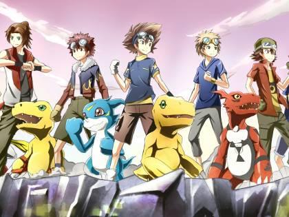 Dopo il ritorno dei Pokemon, arrivano anche i Digimon