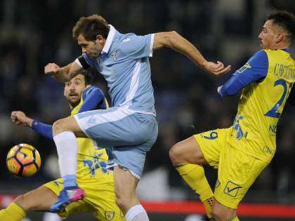 La Lazio cade col Chievo all'Olimpico