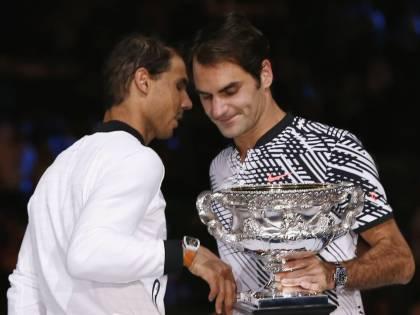 """Nadal-Federer scatenati su Instagram: """"Non mi ricordo più come si gioca"""""""