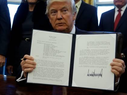 I diplomatici ribelli pronti a firmare la condanna di Trump