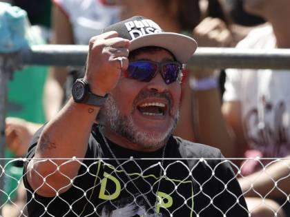 """Maradona collaborerà con la Fifa: """"La farò pulita e trasparente"""""""