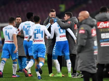 Il Napoli non si ferma più: 2-0 al Genoa e 2° posto provvisorio