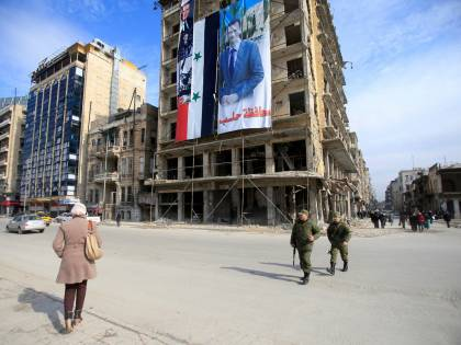 """Aleppo, il direttore dell'ospedale: """"Mancano medicine, acqua e riscaldamento"""""""